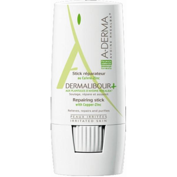 A-Derma Dermalibour+ Stick Lenitivo Pelle Irritata 8 grammi