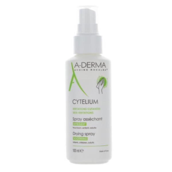 A-Derma Cytelium Spray Assorbente Lenitivo Viso e Corpo 100 ml