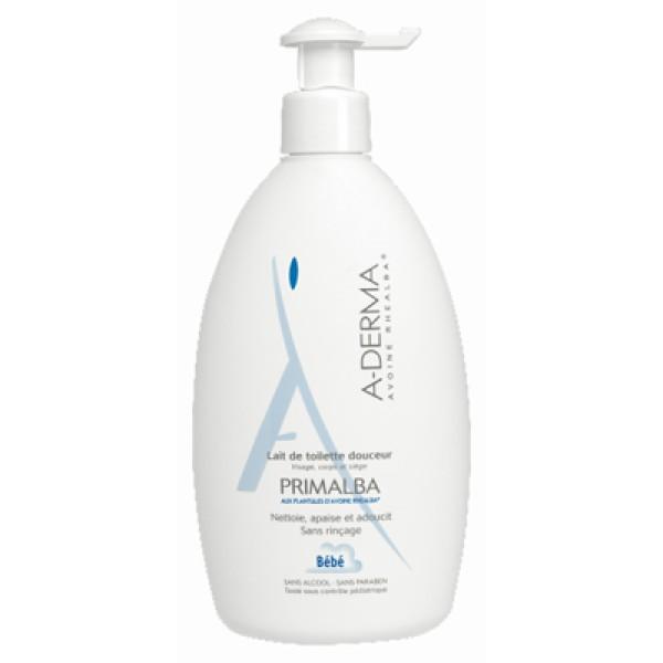 A-Derma Primalba Latte Detergente Viso e Corpo 500 ml