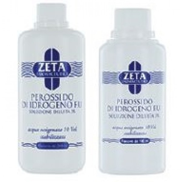 Acqua Ossigenata Zeta 10 Volumi 200 ml