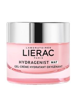 Lierac Hydragenist Gel- Crema Idratante Ossigentante Rimpolpante Pelle Normale e Mista 50ml