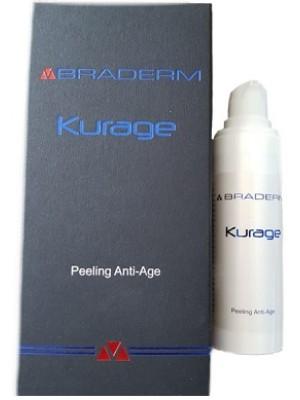 Braderm Kurage Crema Esfoliante Antiage 30 ml