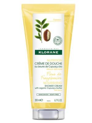 Klorane Fiore di Frangipane Crema Doccia Nutritiva 200 ml