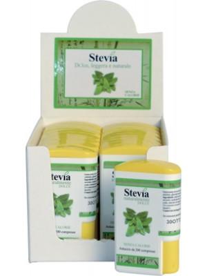 Fior di Loto Stevia Edulcorante 200 Compresse
