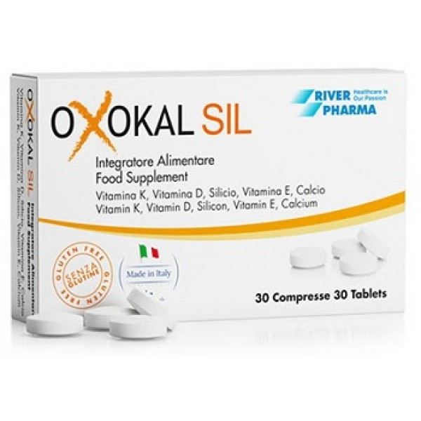 OXOKAL SIL 30 Cpr 21g
