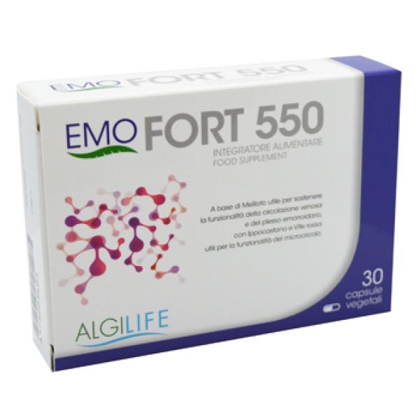 EMOFORT 550 30 Cps
