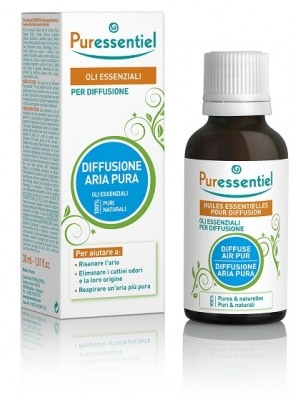 Puressentiel Miscela Aria Pura Oli Essenziali per Diffusione 30 ml