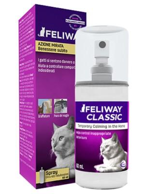 Feliway Soluzione Spray con Feromoni Felini 60 ml