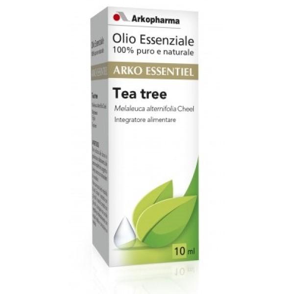 Arko Essentiel Olio Essenziale Tea Tree 10 ml