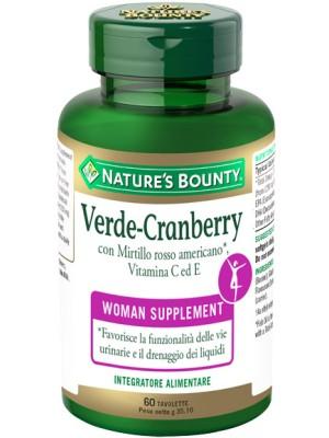 NATURE'S B.Verde Cranberry Tav