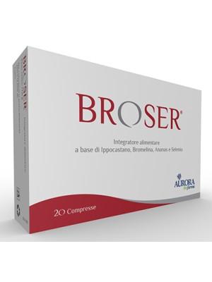 Broser 20 Compresse - Integratore Difese Immunitarie