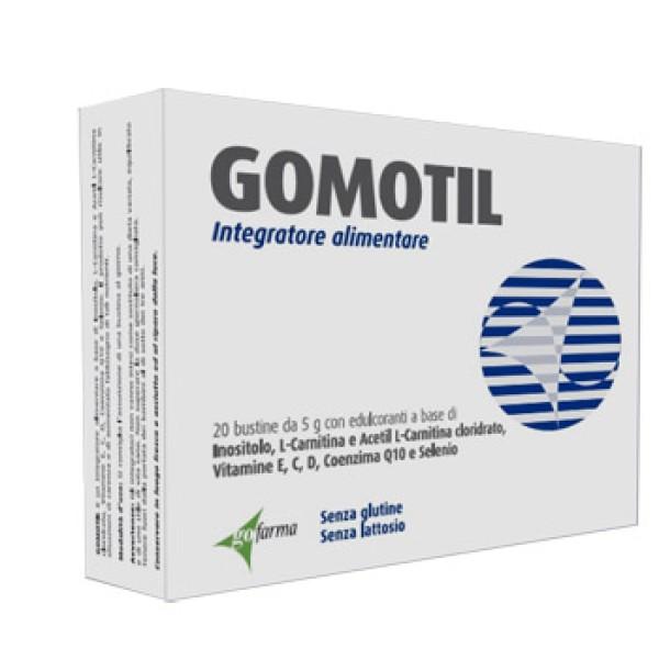 GOMOTIL 20 Bust.5g