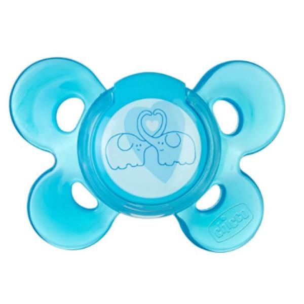 Chicco Physio Comfort Succhietto Silicone Boy 6 - 12 mesi