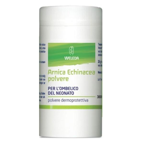 Weleda Arnica Echinacea Polvere Dermoprotettiva 20 grammi