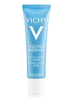 Vichy Aqualia Thermal Crema Reidratante Ricca 30 ml