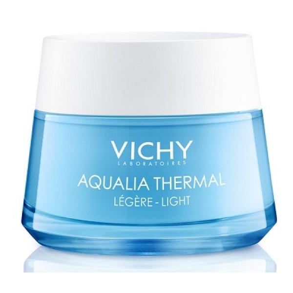 Vichy Aqualia Thermal Crema Leggera Reidratante Viso Vasetto 50 ml