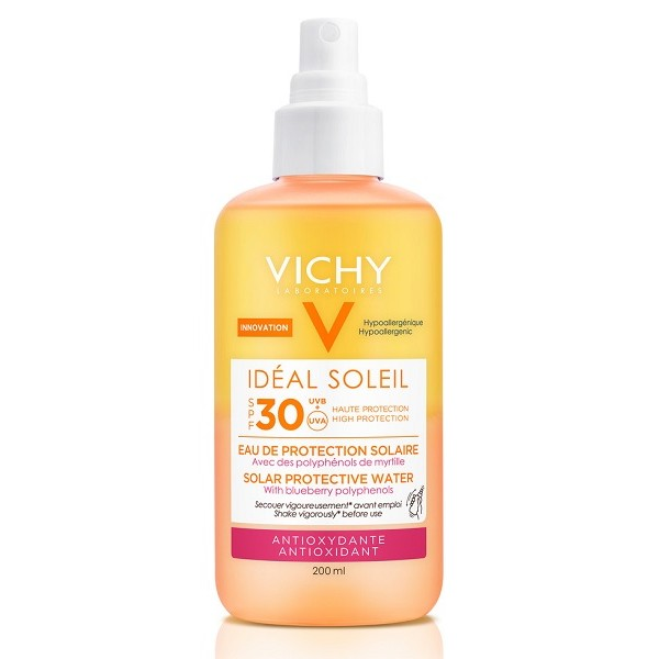 Vichy Ideal Soleil Acqua Solare Spray Antiossidante SPF 30 200 ml