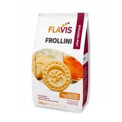 Mevalia Flavis Biscotti Frollini Aproteici e senza Glutine 200gr
