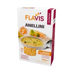 Mevalia Flavis Pasta Aproteica e senza Glutine Anellini 250gr