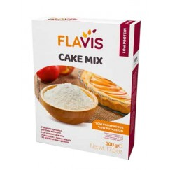 Mevalia Flavis Cake Mix Aproteico e Senza Glutine 500gr