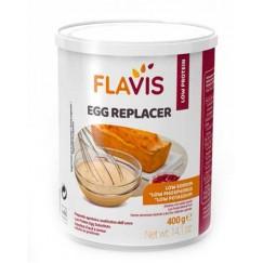 Mevalia Flavis Egg Replacer Aproteico e Senza Glutine 400gr
