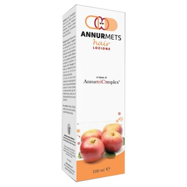 AnnurMets Hair Lozione Anticaduta 100 ml