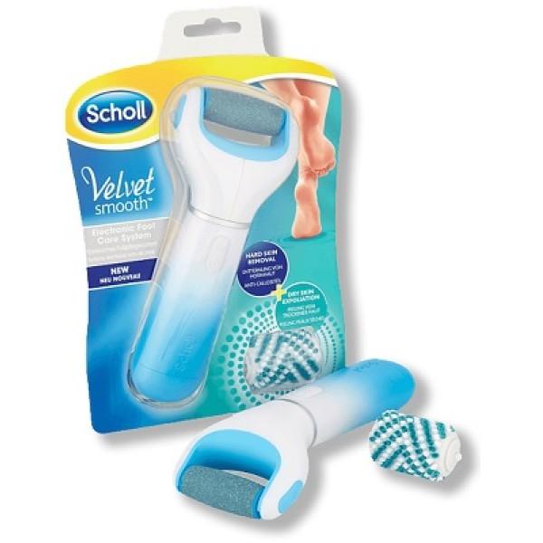 Dr. Scholl Velvet Smooth Roll Gadget