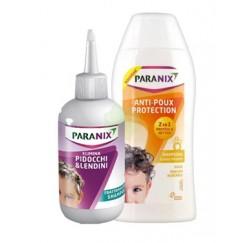 Paranix Trattamento Shampoo + Shampoo Protection