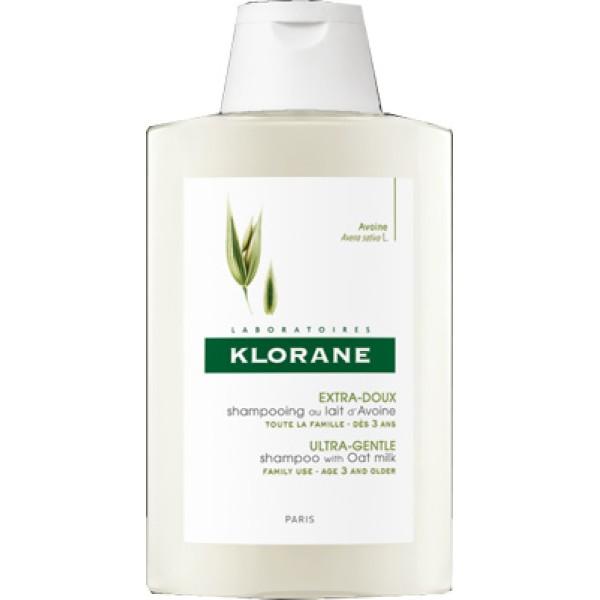 Klorane Latte di Avena Shampoo Extra Delicato 400 ml