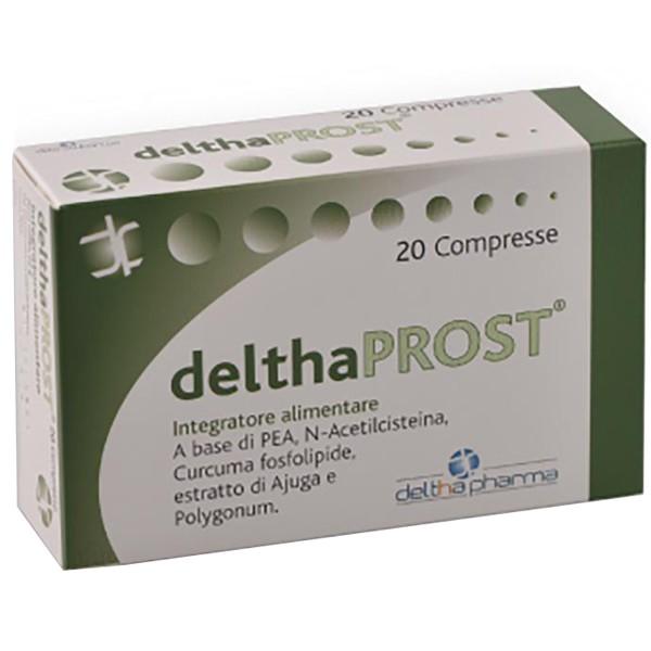 Delthaprost 20 Compresse - Integratore Alimentare