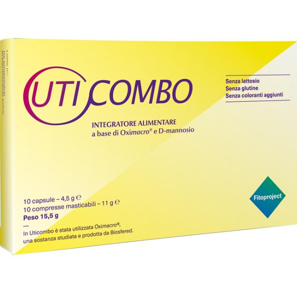 UTICOMBO 10Cps+10Cpr