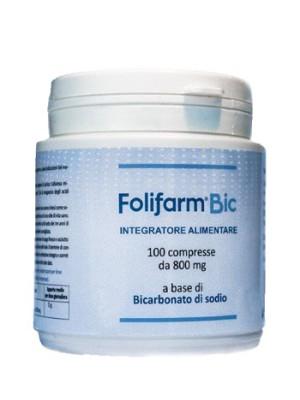FOLIFARM BIC 100 Cpr 800mg