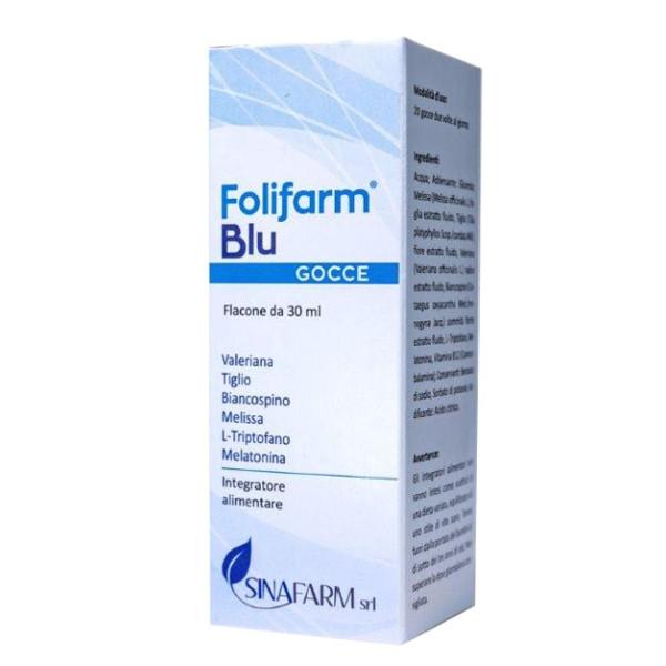 FOLIFARM Blu Gtt 30ml