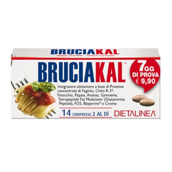 BRUCIAKAL 7 Days 14 Cpr