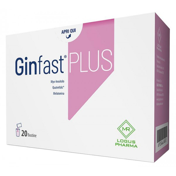 GINFAST Plus 20 Bust.