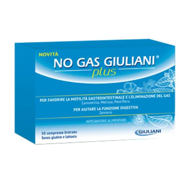 Giuliani No-Gas Plus 30 compresse