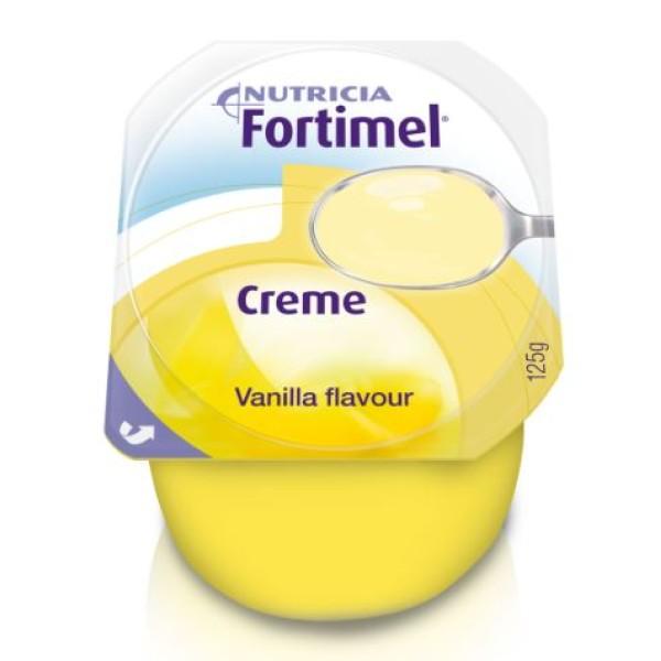 Fortimel Creme Integratore Nutrizionale Vaniglia 4 x 125 grammi