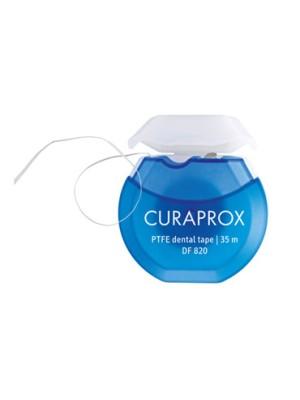 Curaprox Dental Floss 820 - Filo Interdentale in PTFE 35 metri