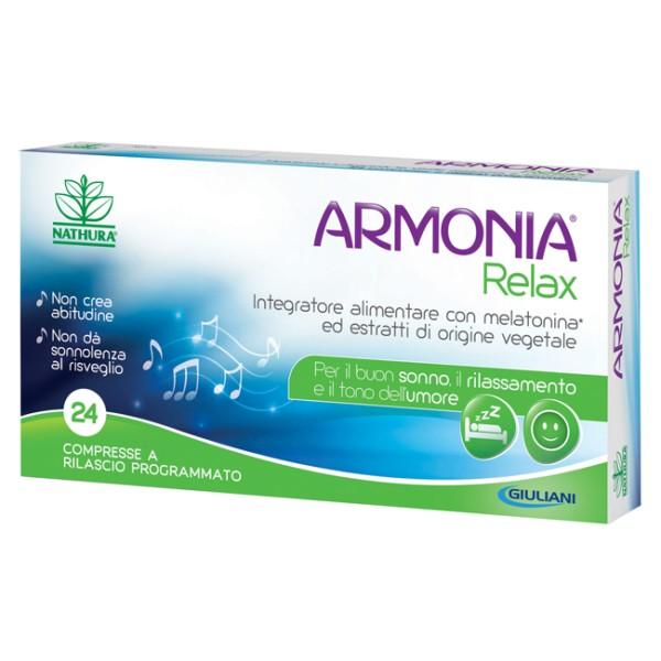 Armonia Relax Integratore Alimentare 1mg 24 compresse