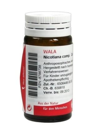 WALA Nicotiana Comp.Gl.20g