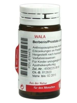 WALA Berberis Prost.Glob.20g