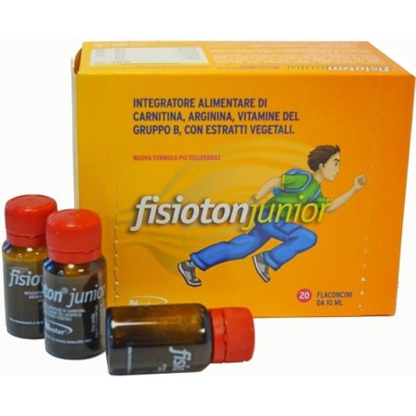 Fisioton Junior 20 Flaconcini - Integratore Energizzante