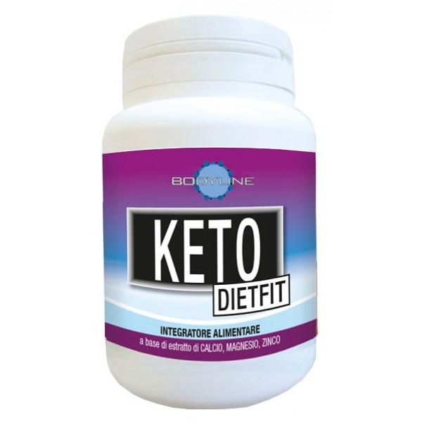 KETO DIET FIT  60CPS