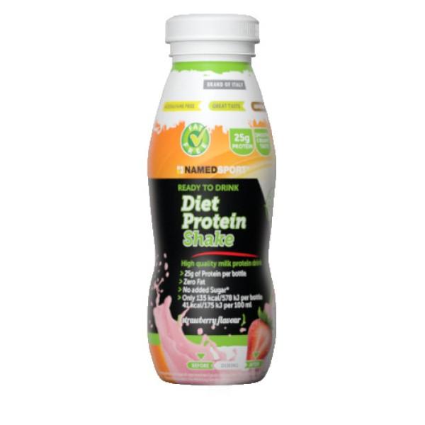 Named Diet Protein Shake Fragola 330 ml