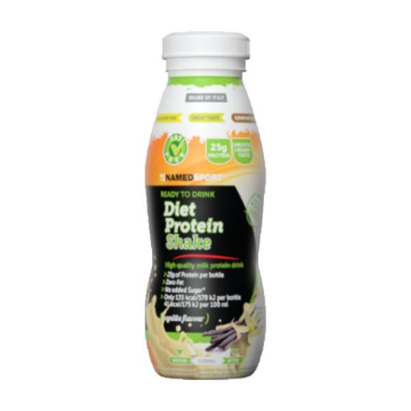 Named Diet Protein Shake Vaniglia 330 ml