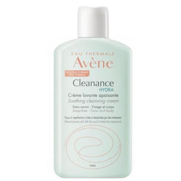 Avene Cleanance Hydra Detergente Lentivo 200ml