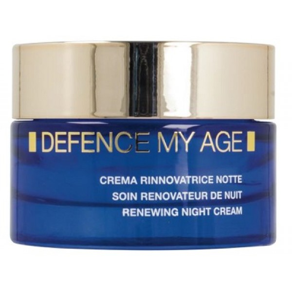 Bionike Defence My Age Crema Rinnovatrice Notte 50ml