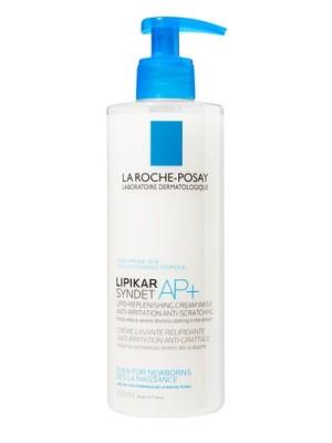 La Roche Posay Lipikar Syndet AP+ Crema Detergente Anti-prurito 400 ml