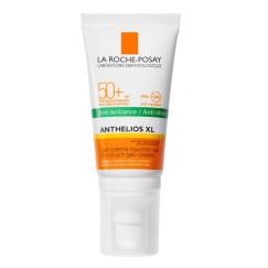 La Roche Posay Anthelios Solare XL Gel Crema Colorata Tocco Secco Senza Profumo Anti Lucidita SPF 50+ 50 ml