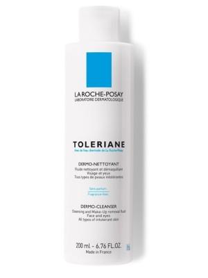 La Roche Posay Toleriane Dermo Detergente Struccante Viso 200 ml